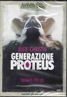 Dvd **GENERAZIONE PROTEUS** con Julie Christie nuovo sigillato 1977