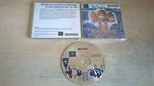 AGE OF EMPIRES II THE AGE OF KINGS - AOE 2 1999 RTS PC GAME- ORIGINAL JC EDITION