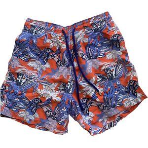 Vilebrequin Boys Youth Medium Swim Trunks *flawed liner h2