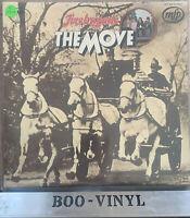 "THE MOVE / ROY WOOD ""FIRE BRIGADE"" MFP 5276 VINYL LP RECORD EX / EX CON"