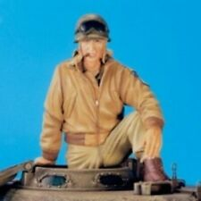 SOL RESIN FACTORY, MM122 , U.S TANK CREW 1 WWII , SCALE 1:16