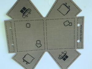 LEGO Part-Tentiaj -Cloth Tent, Indiana Jones Pattern New 7624