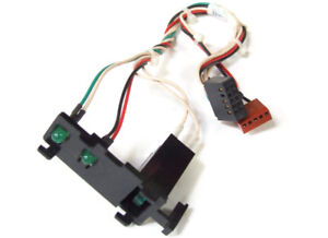 10013908C 10-Pin Power Button Interruptor LED Panel Frontal Cable Assembly