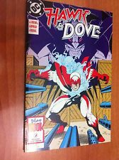 HAWK & DOVE  PLAY BOOK nr 23  DC PLAY PRESS OTTIMO STATO