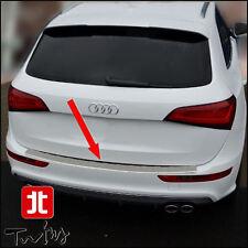 Protezione soglia carico paraurti Audi Q5 8R battivaligia in Acciaio CROMATO