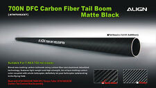 Align Trex 700N DFC Carbon Fiber Tail Boom Matte Black H7NT006XX