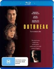 Outbreak (Blu-ray, 2009) Free Post!!