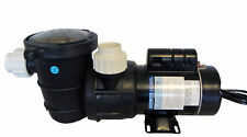Pooline Pro 1HP Above Ground 1 Speed Pool Pump Copper Winding Capacitor w/Ftg