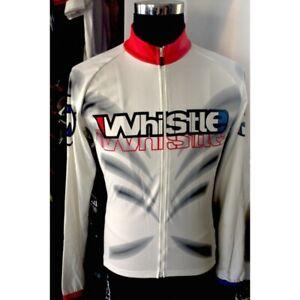 Maglia Ciclismo Bicicletta Abbigliamento Manica Lunga Nalini Whistle Skeleton B