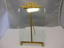 Historismus / Jugendstil Bilderrahmen Feuervergoldet Bronze 29,5 x 18 cm  #35