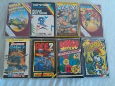 Ace 2 Scumball Bingo & more. Bundle of eight Sinclair ZX Spectrum games job lot
