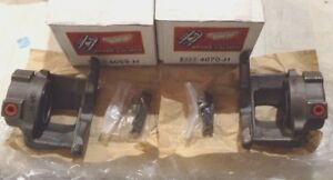 CAMBRO SEMI-LOADED FRONT BRAKE CALIPERS FORD LINCOLN MERCURY MID-SIZE 1974-1980
