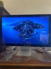 "Apple Cinema Display LED A1316 MC007LL/A 27"" Monitor w/ Power cord"
