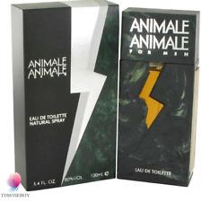 Animale Animale Cologne Perfume Men Eau De Toilette Spray 3.4 oz 100% Original