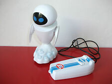 15.9.2014 Figurine EVE télécommandée Wall e 14cm thinkway toy Disney Pixar Walle