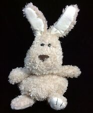"Jellycat Pudding Beige Bunny Rabbit Small 7"" Soft Toy Plush Tan"
