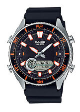 Casio AMW720-1AV Men's Marine Gear Analog Digital Tide Graph Moon Phase Watch