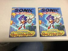 Adventures Of Sonic The Hedgehog Complete Ebay