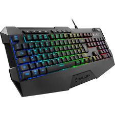 Sharkoon SKILLER SGK4, Gaming-Tastatur, schwarz