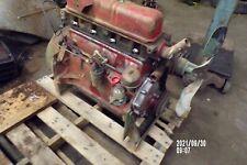 Original Ford Naa Jubilee Working Power Unit Engine Jubilee Naa Ford