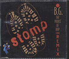 B.G Stomp the prince of rap cd single