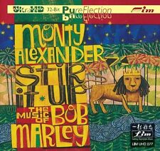 Monty Alexander - Stir It Up+++UHD-CD++First Impression Music+NEU++OVP