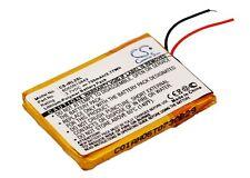 UK Battery for iRiver 1LP4WHT 8D05N13849 3.7V RoHS