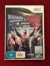 Smackdown Vs Raw 2011 - Nintendo Wii