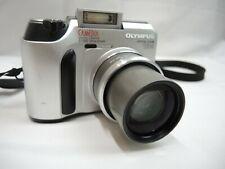 Vintage Digital Camera, Olympus Camedia C-700 w/ 2.1 MP w/ 10x Optical Zoom