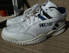 Vintage KARL KANI shoes. Canvas / Leather. 2pac Tupac, Rap , Hip Hop. Size 13