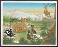 Grenada Grenadines postfris 1988 MNH block 153 - Disney / Bambi (S2237)