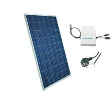 270Watt Solaranlage Photovoltaikanlage Plug & Play Komplett Set