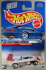 Hot Wheels 1:64 Scale 1999 CD Customs Series SHADOW Mk IIa