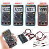 AN8008 9999 Counts Auto Range Digital LCD Multimeter Voltmeter Ammeter DC AC OHM