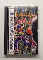 Pandemonium (Sega Saturn, 1996) COMPLETE!!