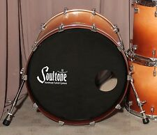 SOULTONE CYMBALS BASS DRUM HEAD DECAL