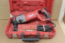 "Milwaukee 5262-21 1"" SDS Plus Rotary Hammer Drill w/ Hard Case"