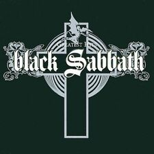 The Greatest Hits by Black Sabbath (CD, Jun-2014, Universal Distribution)