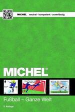 MICHEL-Motiv Fußball - Ganze Welt (2016, Kunststoffeinband)