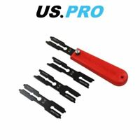 US PRO Tools 5pc E-clip Remover And Installer Tool Set 5039