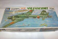 LS 1:72 YASUKUNI JAPANESE NAVY TORPEDO BOMBER