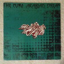 "The Cure ""Arabian Dream"" Live Lp on Tie-Dye Colored Vinyl Rare!"