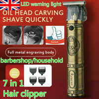 RESUXI Electric Cordless Trimmer Wireless Portable Hair Clipper(Without Oil )