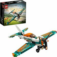 LEGO 42117 Technic Rennflugzeug Jetflugzeug 2-in-1 Spielzeug KInder Bauset NEU