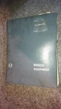 1968 Bosch Equipment Catalogue 301B covering Cars, Trucks & Buses up to 1968