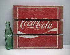 Coca-Cola Wooden Pallet Sign - BRAND NEW