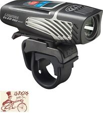 NITERIDER LUMINA 1100 OLED BOOST RECHARGEABLE BICYCLE HEADLIGHT
