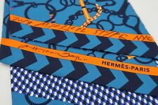 Michael Stipe & Patti Smith signed Hermes Paris Scarf - Charity Auction