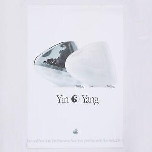 Apple iMac (Graphite & Snow) Macworld Tokyo Promotional Poster (92cm x 61cm)