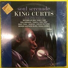 KING CURTIS LP Soul Serenade (NM)